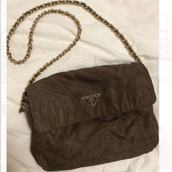 Prada Bags   Nylon Quilted Bag   Poshmark ed1c22082a